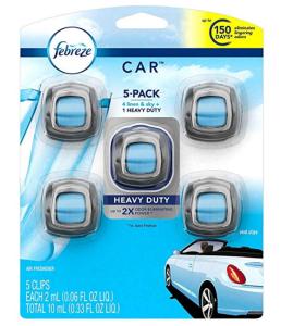 Car Air Freshener Febreze
