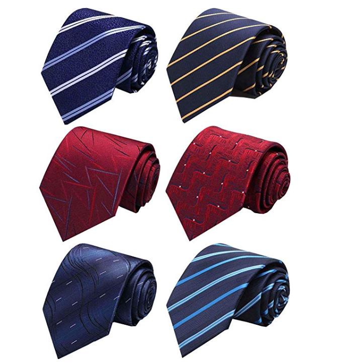 best men's ties