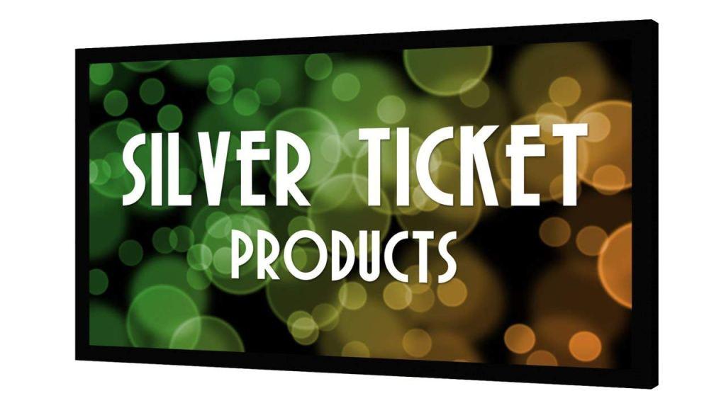 Silver Ticket projector screen