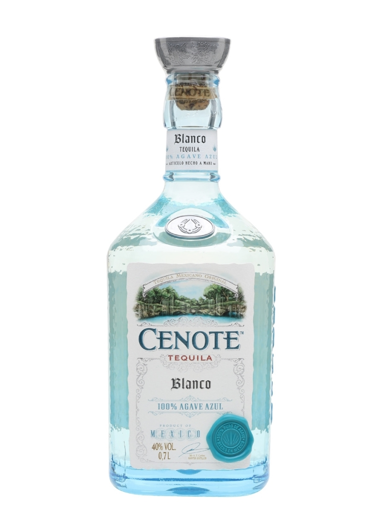 best tequila - cenote tequila review
