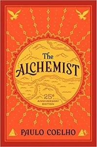 best self help books the alchemist