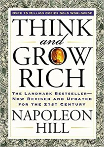 best self help books think and grow rich