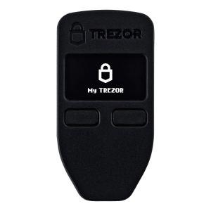 Trezor One Wallet