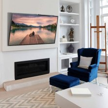15 tv wall mounts to regain space without compromising your viewing angle