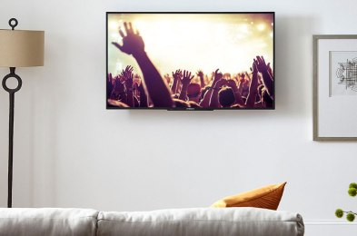 tv wall mounts that add space without compromising your viewing ability