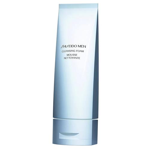 Shiseido men cleansing foam cleanser for men, best skin care products for men