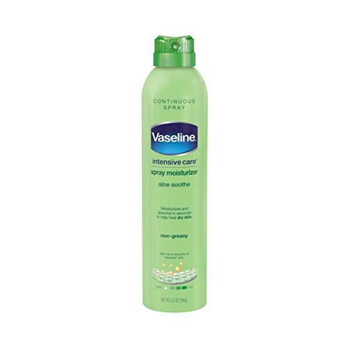 Vaseline Intensive Care Spray Moisturizer