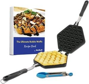 StarBlue Bubble Waffle Maker Pan