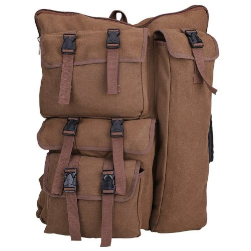 Walfront Canvas Drawing Board Backpack