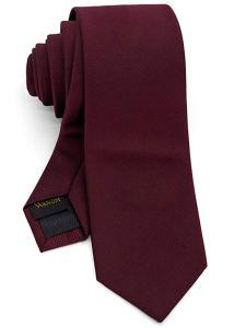 WANDM Men's Slim Tie