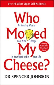 best self help books who moved my cheese