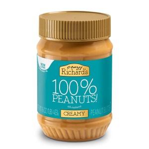 Crazy Richard Peanut Butter
