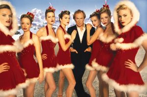 Love Actually bill nighy