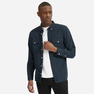 Everlane Modern Flannel Shirt