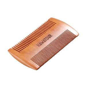 Wood Beard Comb Travel