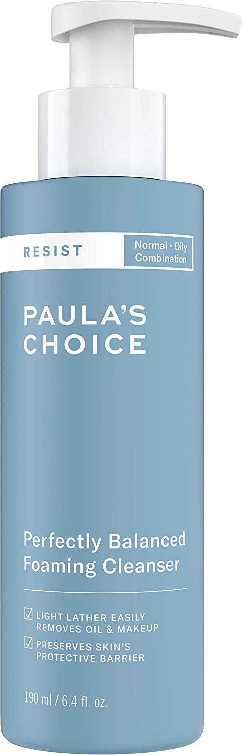 moisturizer for acne prone oily skin best anti-aging products paula's choice resist cleanser