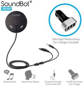 bluetooth car kits soundbot