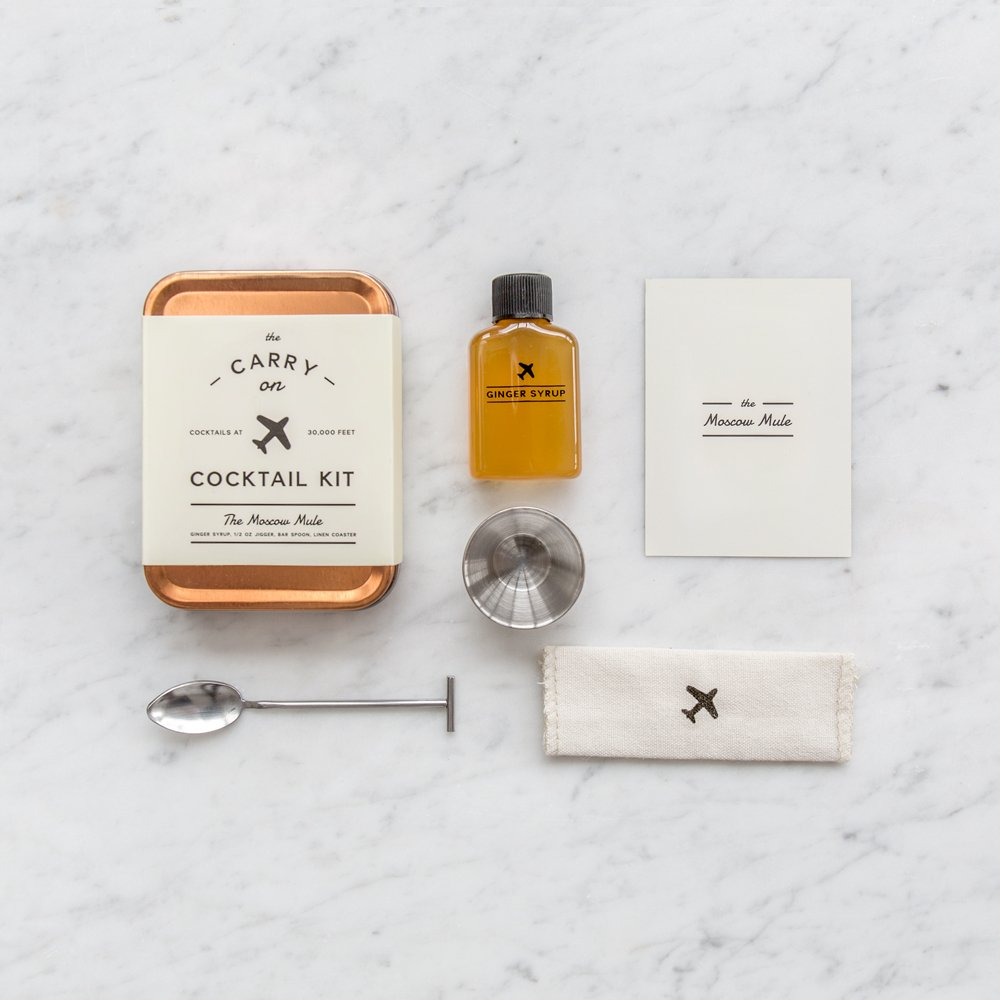 W&P Carry On Cocktail Kit