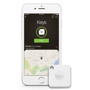 best keychains for men - Key Finder Tracker Tile