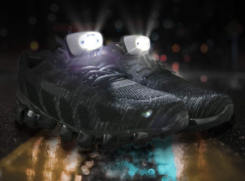 clip on running shoe lights