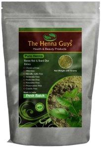 Hair Dye Men's Henna