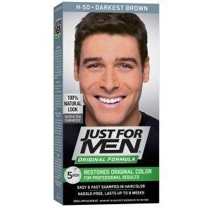 Men's Hair Dye Just for Men