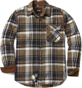 Flannel Shirt Men's Camping