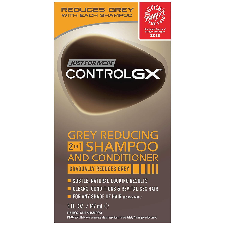 Hair Dye Shampoo Men's