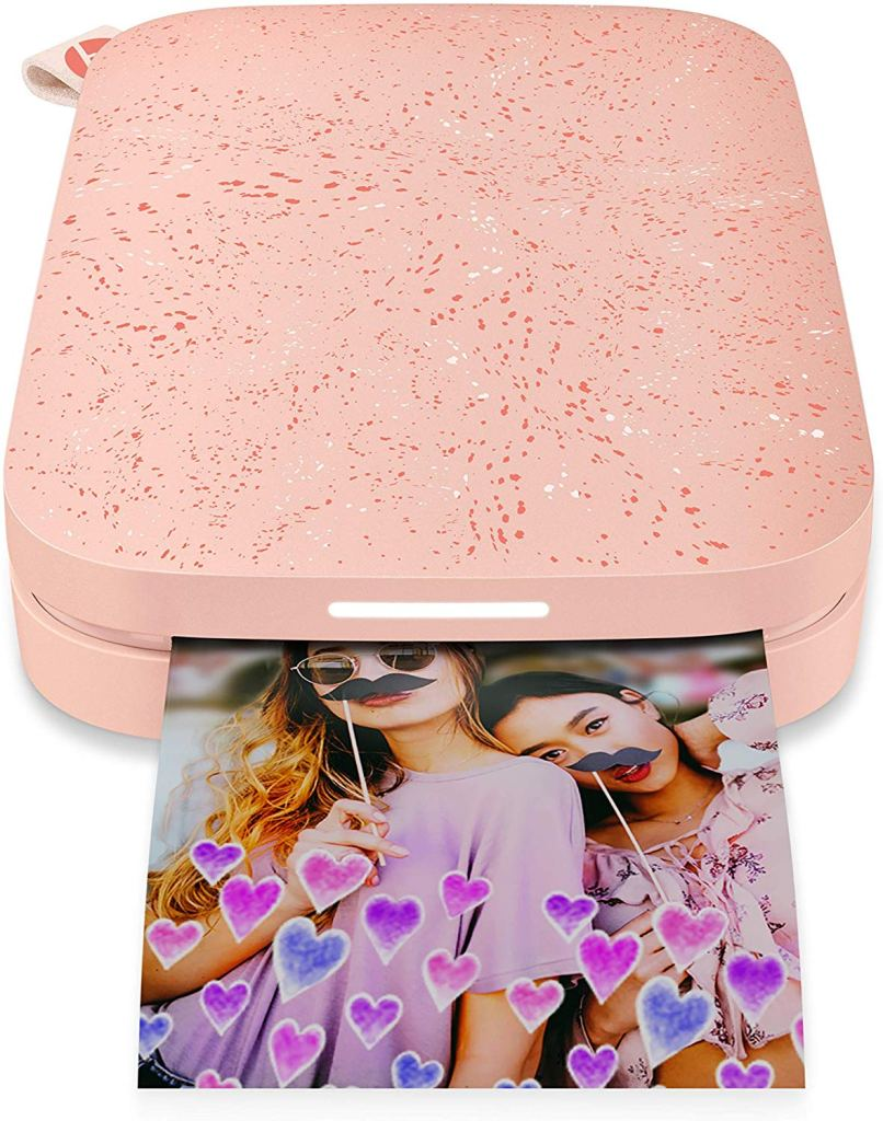 portable photo printers HP Sprocket