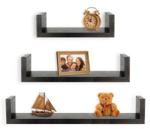 floating shelves Greenco