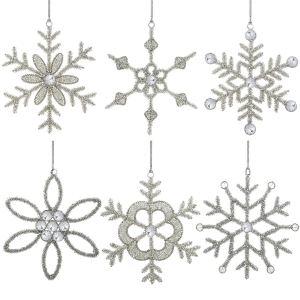 ShalinIndia Handmade Pendant Christmas Ornaments