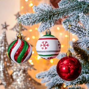 Valery Madelyn Classic Christmas Ball Ornaments
