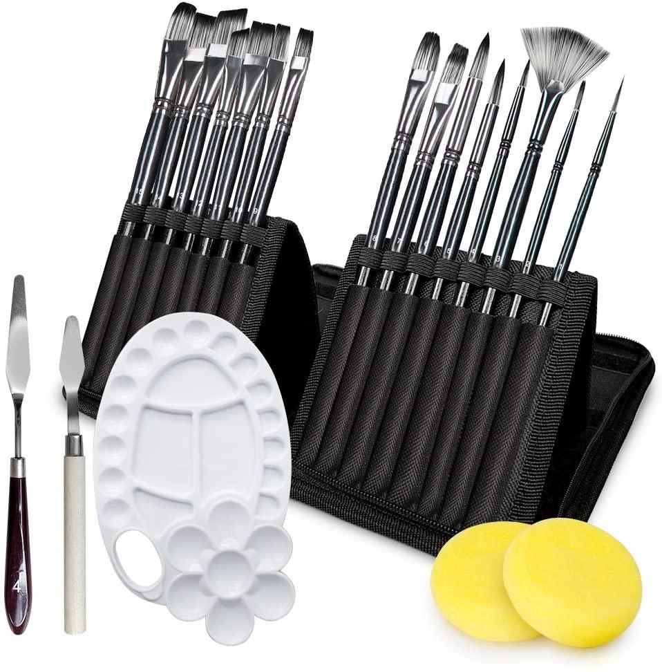 Adkwse Paint Brush Set