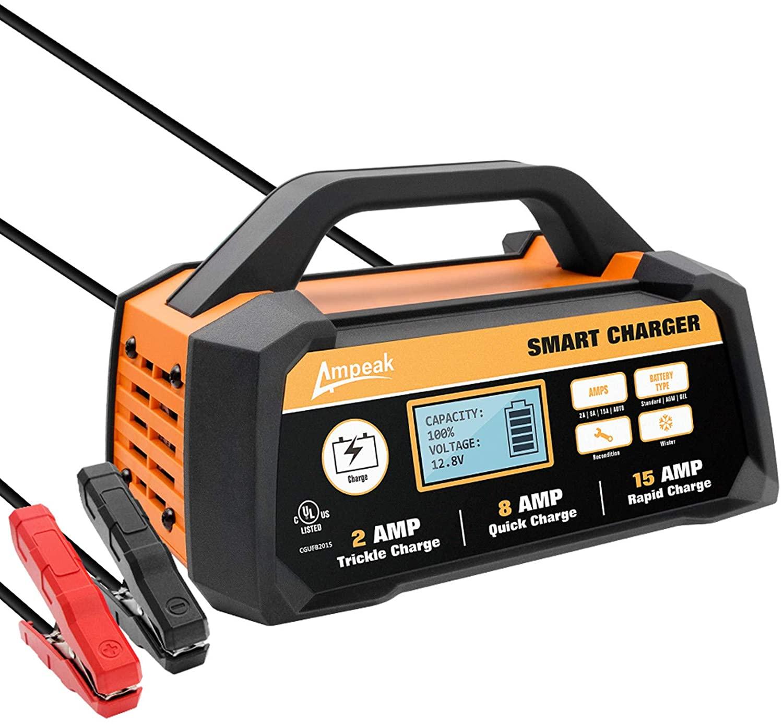 Ampeak Smart Battery Charger