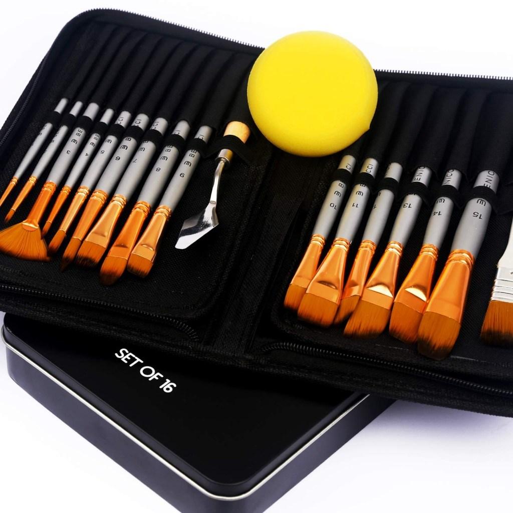 Benicci Paint Brush Set