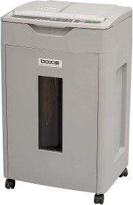 best paper shredders boxis