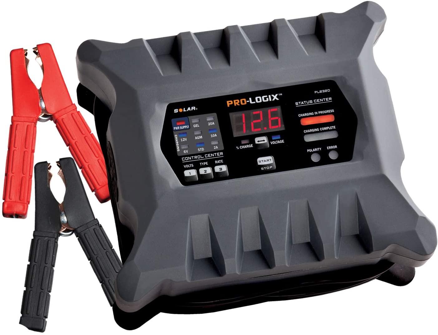 Clore Automotive PL2320 Smart Battery Charger