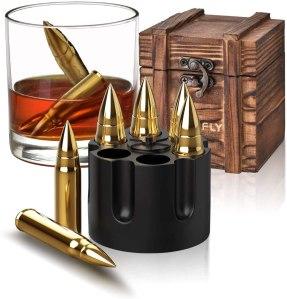 evofly bullets whiskey stones