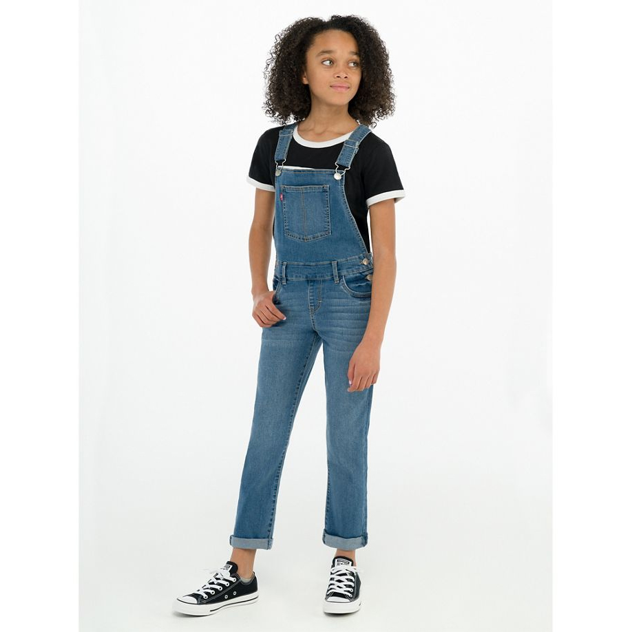 levi's girls overalls, back to school shopping