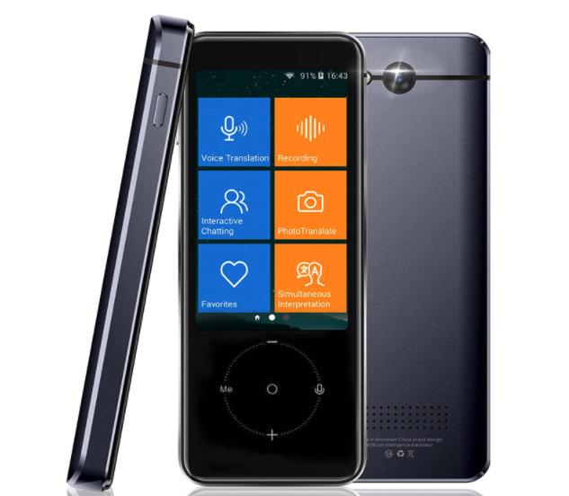 Lincom Languages Translator Device