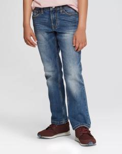 cat & jack boys stretch jeans, back-to-school sales