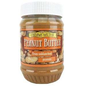 Trader Joe's Creamy Salted Peanut Butter