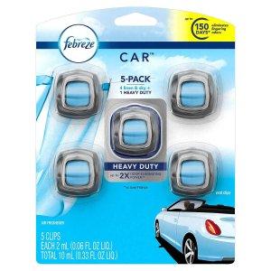 best car air fresheners linen fabreze