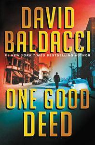 best audiobooks fiction one good deed baldacci