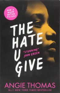 best audiobooks young adult hate u give