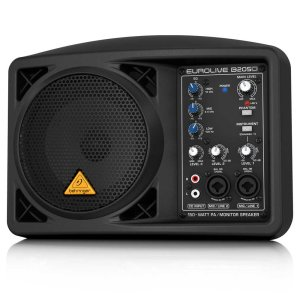 Behringer Eurolive Ultra-Compact 150-Watt PA and Monitor Speaker System