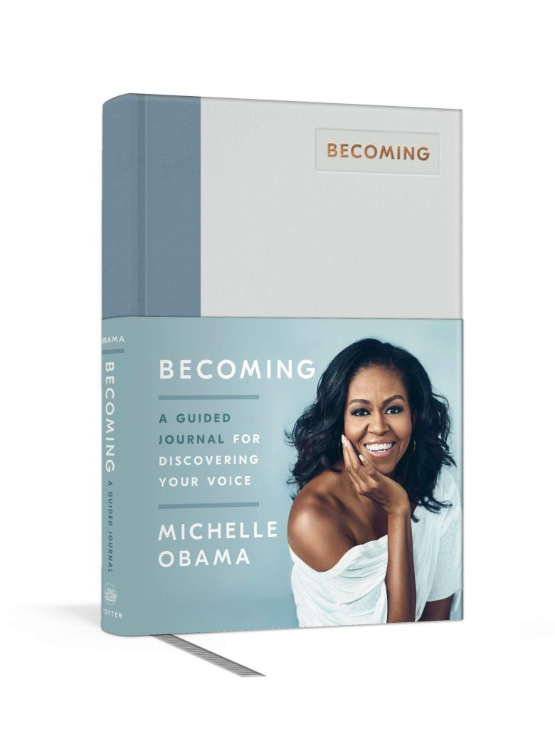 best last minute gift ideas, michelle obama becoming journal