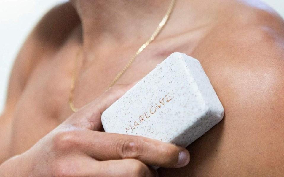 Best Body scrub bar for men