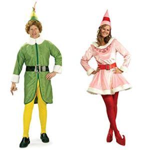Elf Couples Costume
