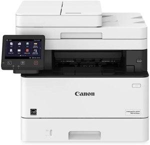 best color laser printers canon imageclass mf445dw